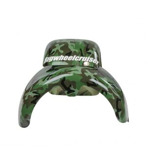 productfototografie packhshot scooters spatbord camouflage groen 300x300 - Productfotografie van scooters