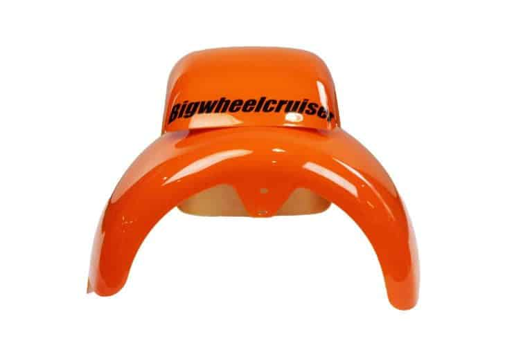 productfotografie packshot scooters spatbord bigwheelcruiser oranje 768x512 - Productfotografie van scooters