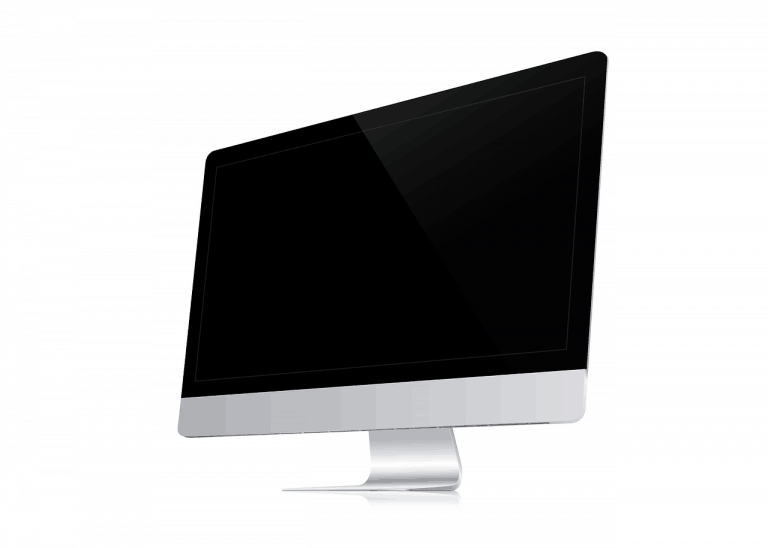 imac, computer, apple