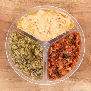 productfotografie packshot food eten dip dipjes groen geel rood 300x300 - food fotografie