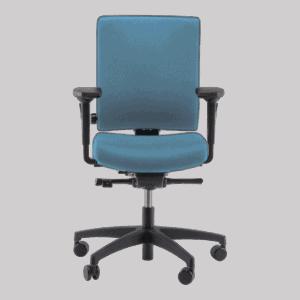 productfotografie meubel packshot bureaustoel blauw 300x300 - Productfotografie